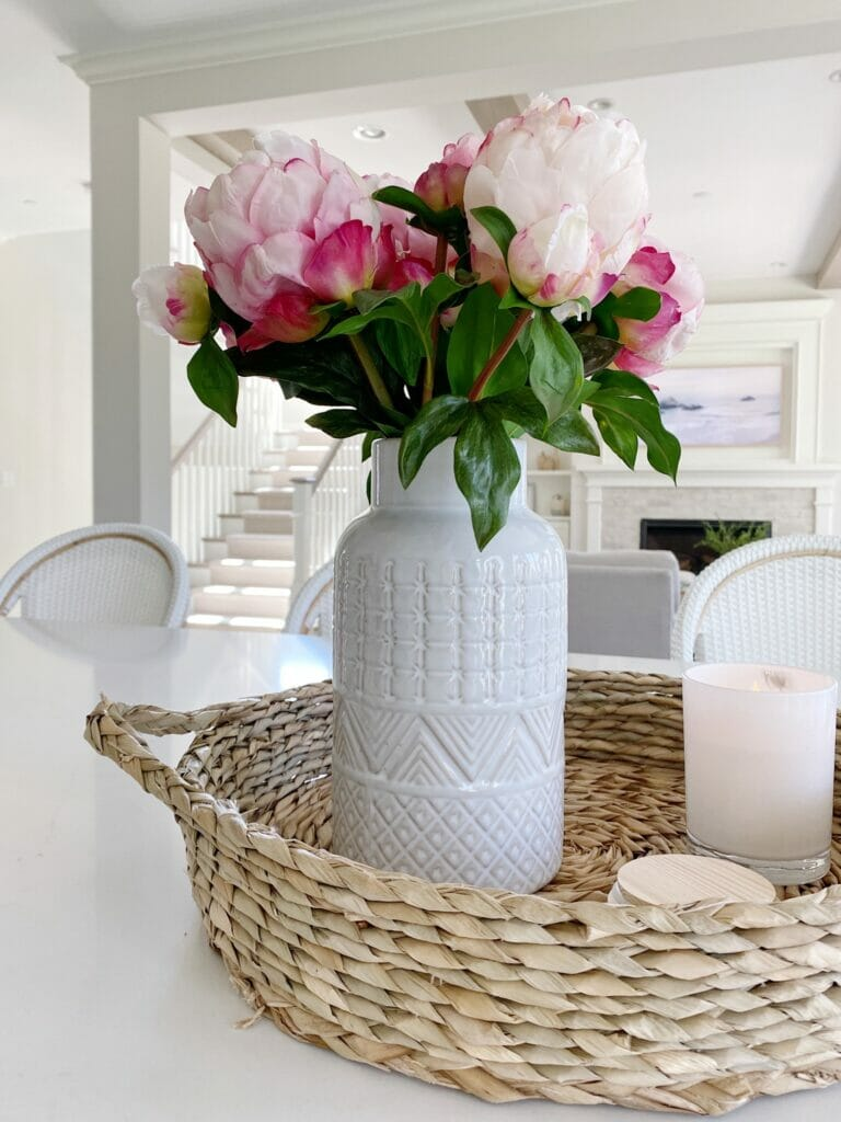 Walmart spring decor trends, sharing my favorite home decor and outdoor furniture accessories to prep for warmer months ahead!