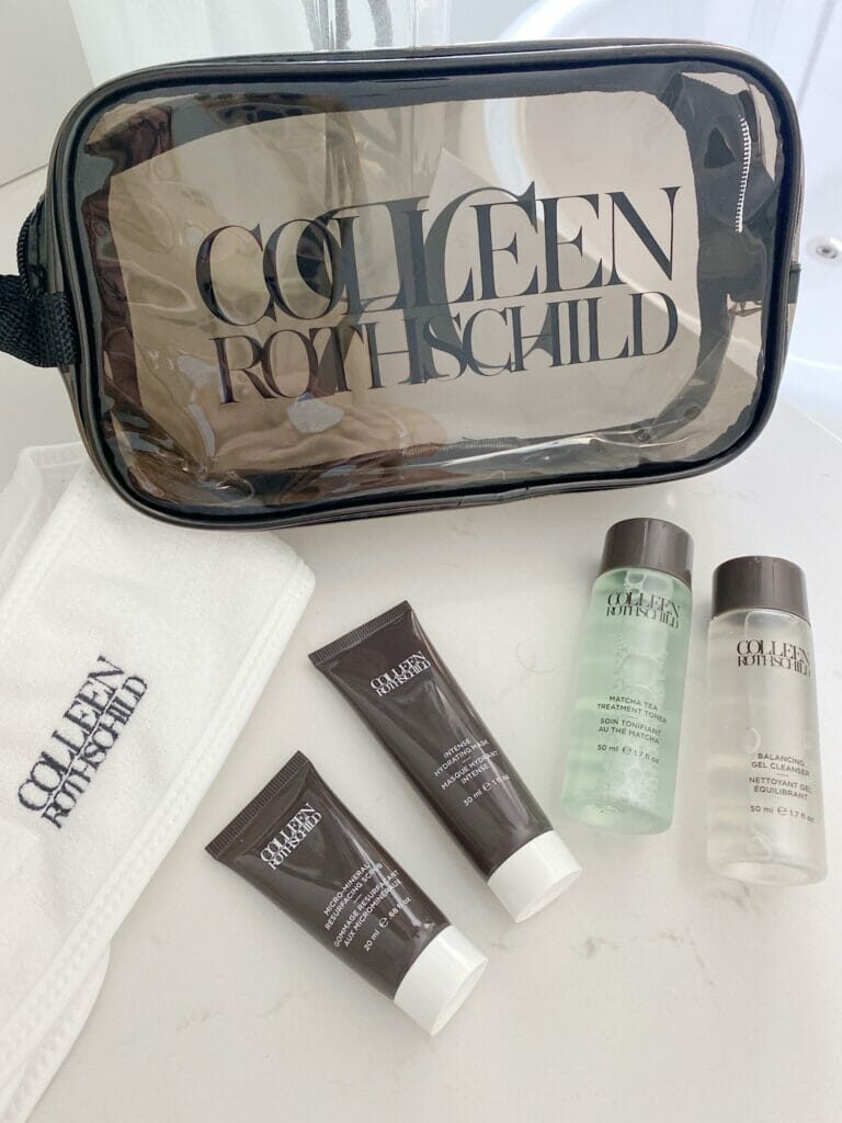 Age defying skincare must haves from Colleen Rothschild.
