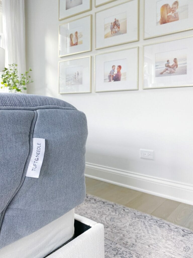 Tuft & Needle mattress shopping experience and review.